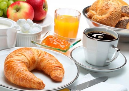 Hotel SERCOTEL CARLOS III, invites you to the breakfast of ...